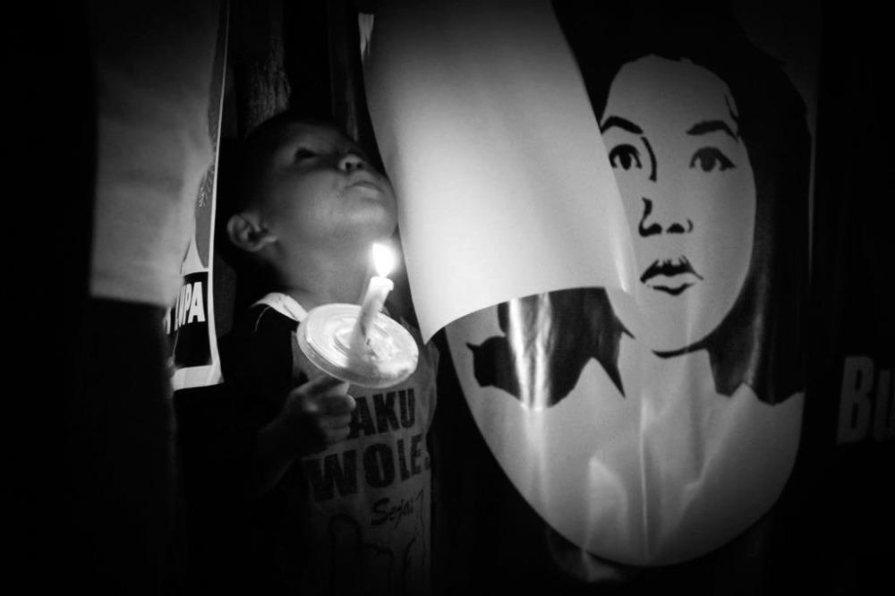 Lilin untuk Marsinah