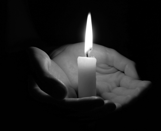 candles3-bw